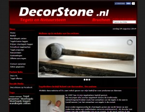 website decorstone