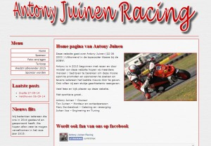 website Antony Juinen