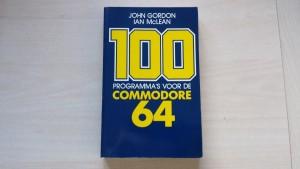 commodore 64 100 programmas
