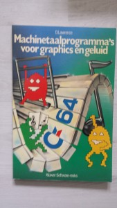 Commodore 64 Machinetaalprogramma's voor graphics en geluid