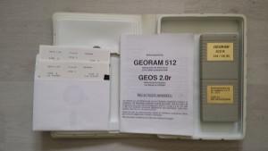 Geo Ram 512 KB c64 c128