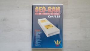 Geo Ram Commdore 64 en 128